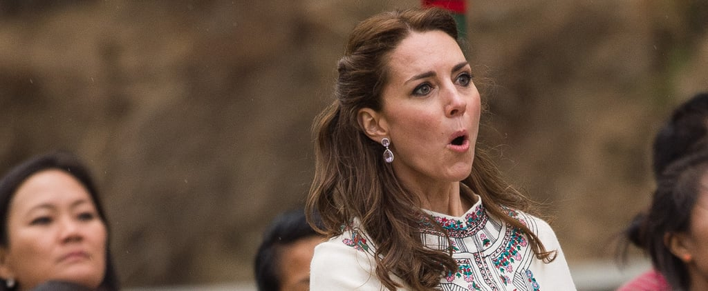 17 Kate Middleton Moments That Prove She's Just as Normal as We Are
