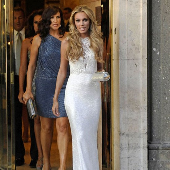 Petra Ecclestone's Rehearsal Dinner Wedding Pictures