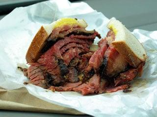 Happy Hot Pastrami Sandwich Day!