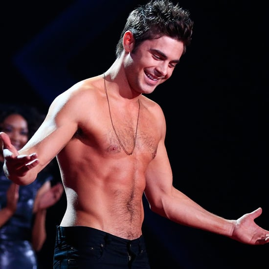 Reasons Why Zac Efron Has Gone Shirtless