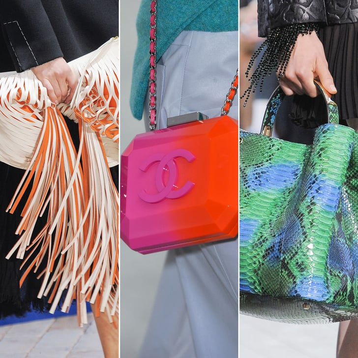 Le Sac, C'est Chic: The Best Bags From Paris Fashion Week Spring 2014