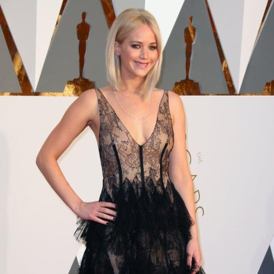 Jennifer Lawrence's Dress at Oscars 2016