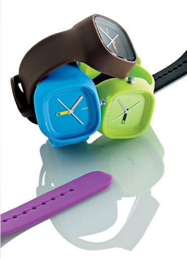 Karim Rashid Alessiwatches: Totally Geeky or Geek Chic?