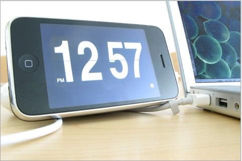 iPhone App You Need: Flip Clock