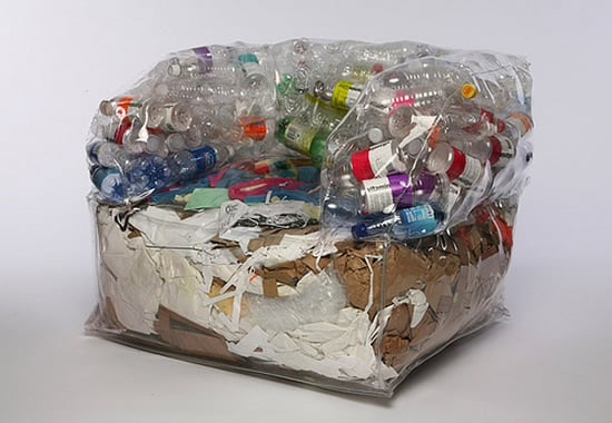 Cool Idea: Nick De Marco's Garbage Chair