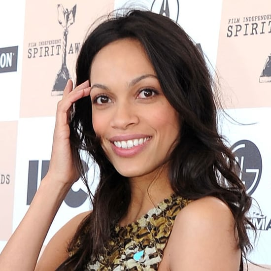 Rosario Dawson at Independent Spirit Awards 2011