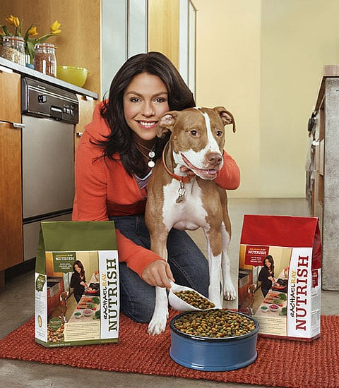 Rachael Ray Rolls Out a Line of Pet Food