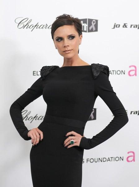 Victoria Beckham at Elton John AIDS Foundation