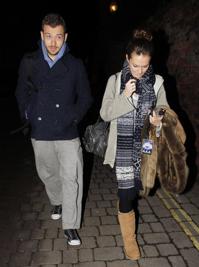 Pictures of Kara Tointon With Her Boyfriend Artem Chigvintsev Plus Other Stars on Strictly Come Dancing Live Tour