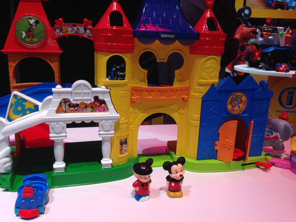 Fisher-Price Little People Go to Disney World