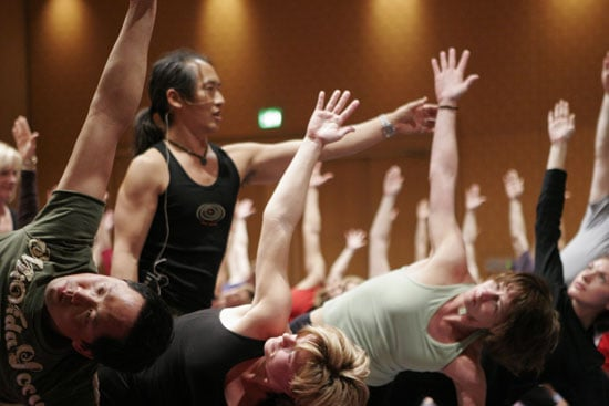 Lessons Learned at Yoga Journal Conference