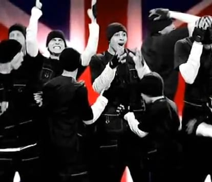 Dance Act Diversity Win The Final Of Britain's Got Talent 2009, Beating Susan Boyle. Plus Video Of Their Performance.