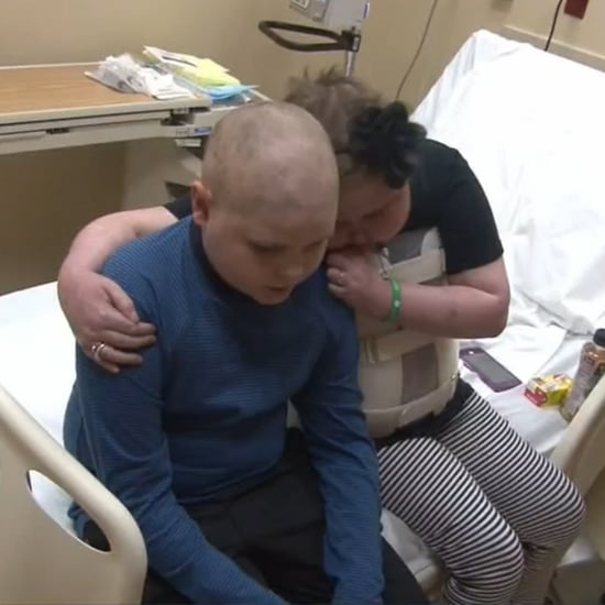 Kids Battling Cancer Fall in Love (Video)
