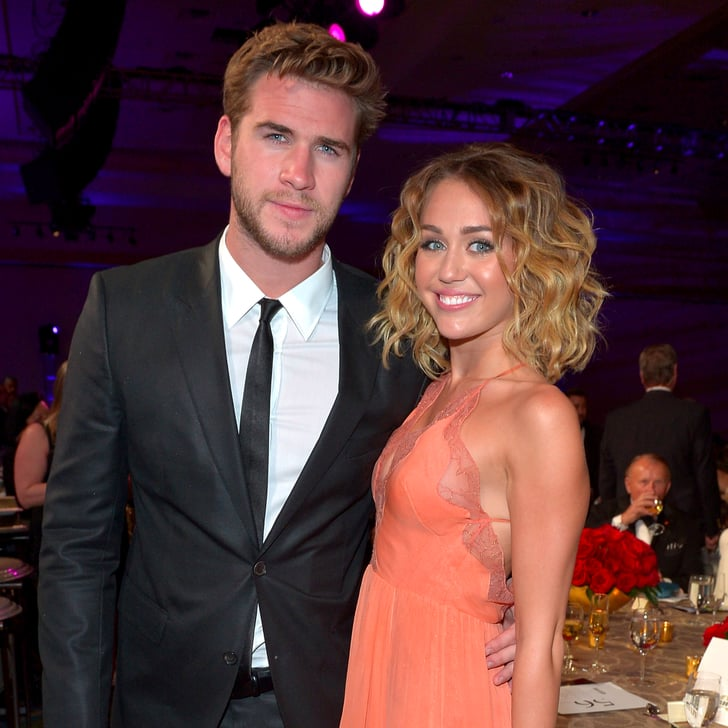 Miley Cyrus And Liam Hemsworth Singing In The Car Video