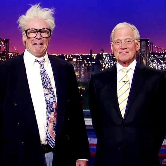 Will Ferrell's Harry Caray on Late Show With David Letterman