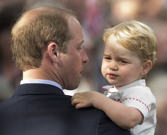 19 Times Prince George Was Prince William's Mini-Me