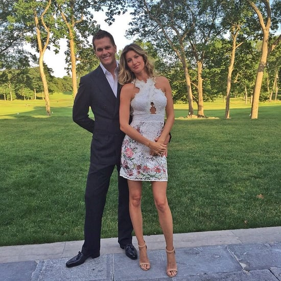 Tom Brady Picks Out His Own Clothes