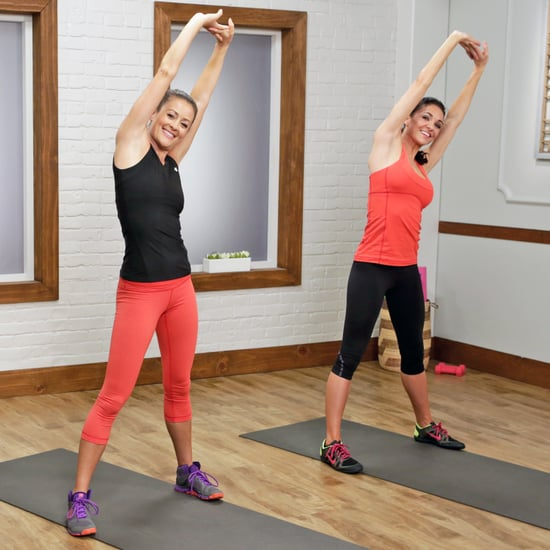 Apartment Workout   10-Minute Video