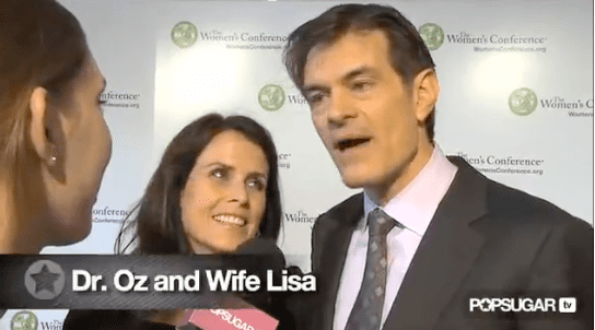 Dr. Oz Wants Us All to Have More Sex