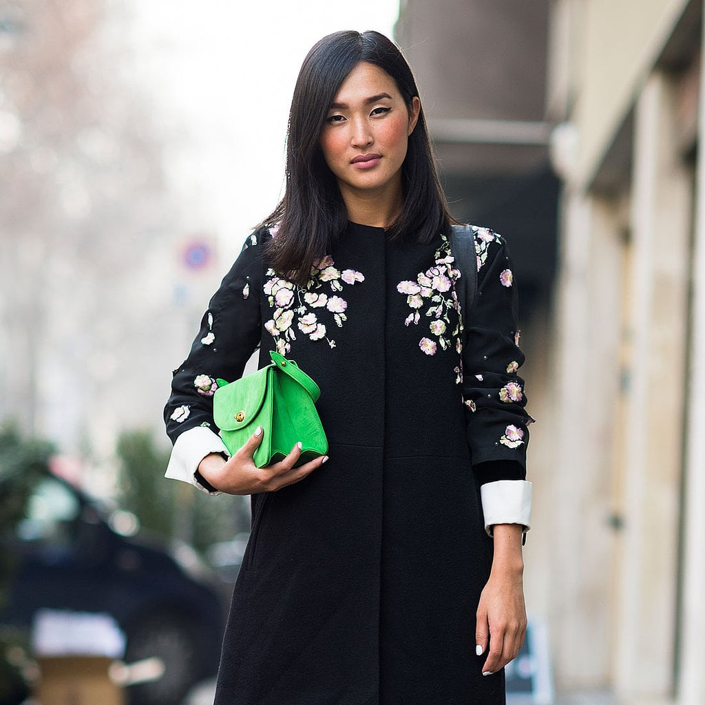 If you're done flipping through our London Fashion Week street-style gallery, you'll want to check out all of the chicest shots (so far!) from Milan.