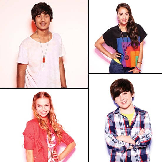 Meet the New Cast of Young Talent Time