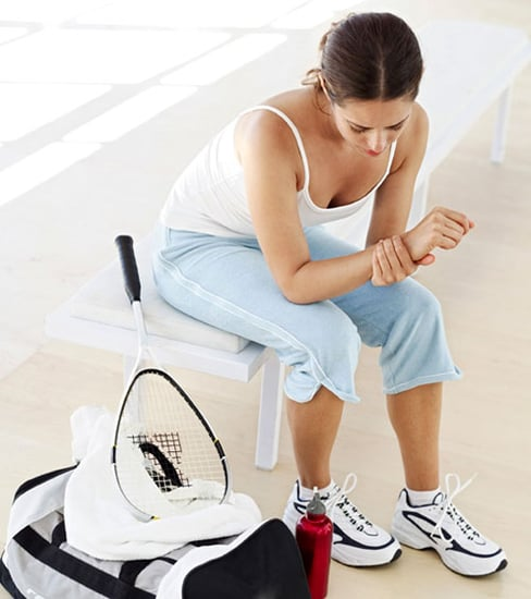 Have You Ever Had a Fitness-Related Injury?
