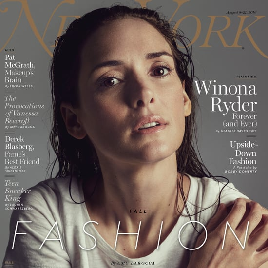 Winona Ryder New York Magazine Interview August 2016