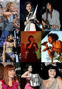 The Indie 25: The Look of Cool-Girl Musicians