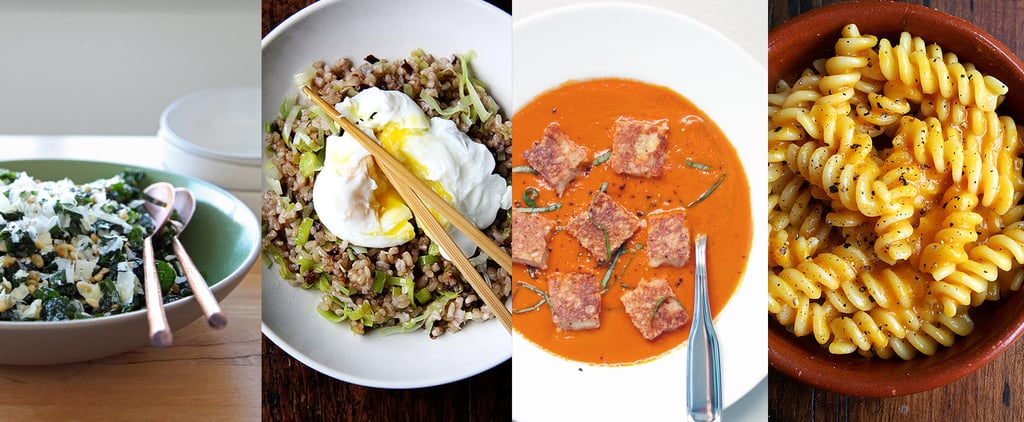 50+ Fast and Easy Vegetarian Dinners