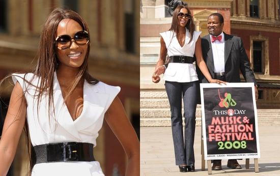 Celebrity Style: Naomi Campbell
