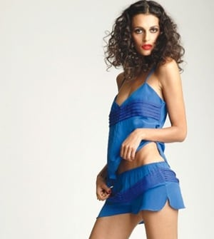 Geren Ford Launches Lingerie Line
