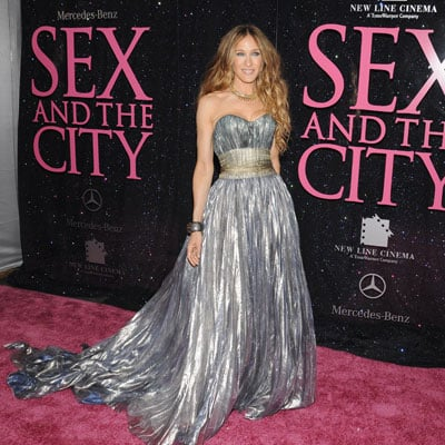 Sarah Jessica Parker at the NYC Premiere of Sex and the City