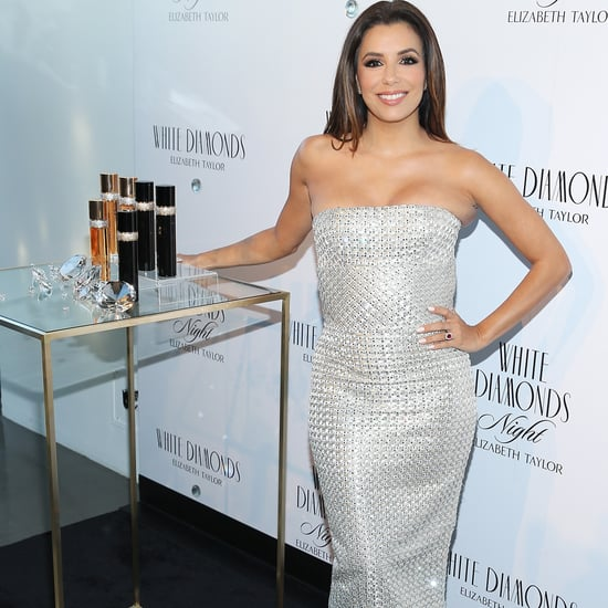 Eva Longoria Fragrance Interview April 2016