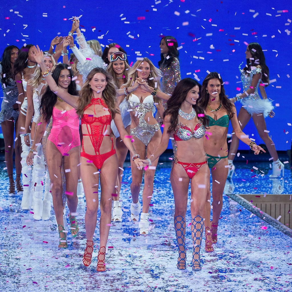 What It 39 S Like To Go To The Victoria 39 S Secret Fashion Show Popsugar Fashion