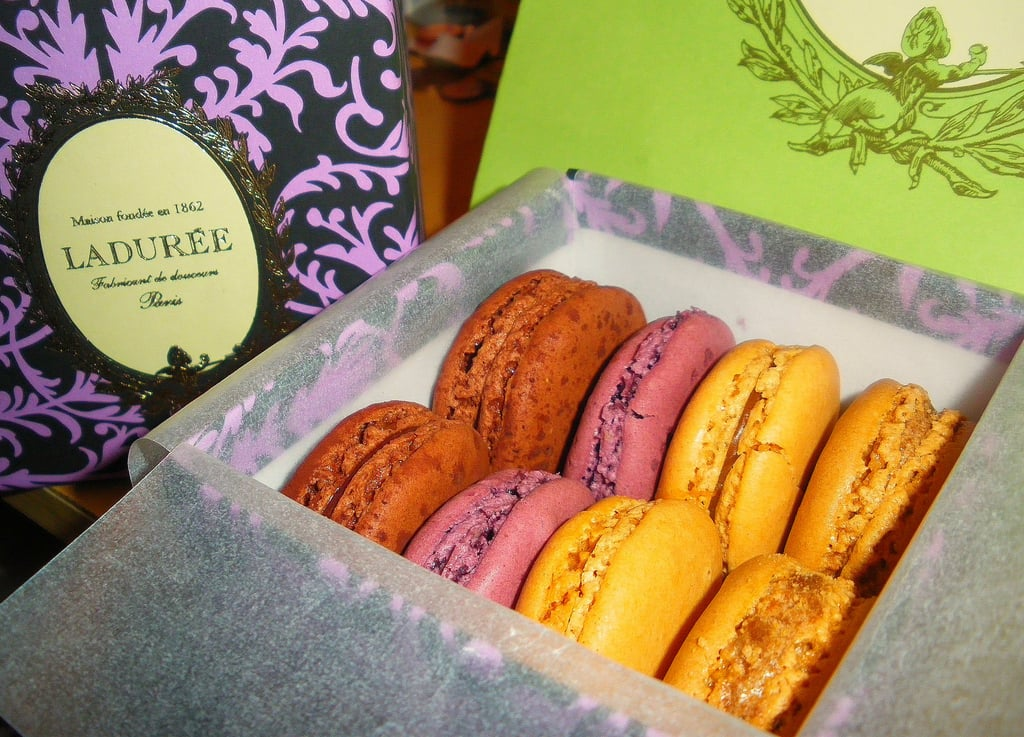 Ditch Cupcakes For Macaroons