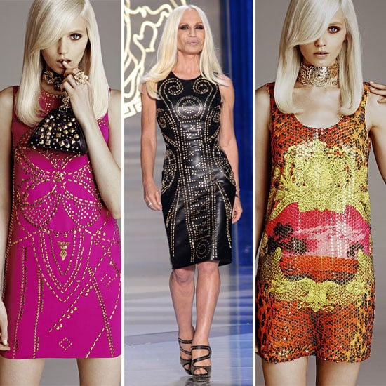 Donatella Versace to Sing at Versace at Verace For H&M Runway Show