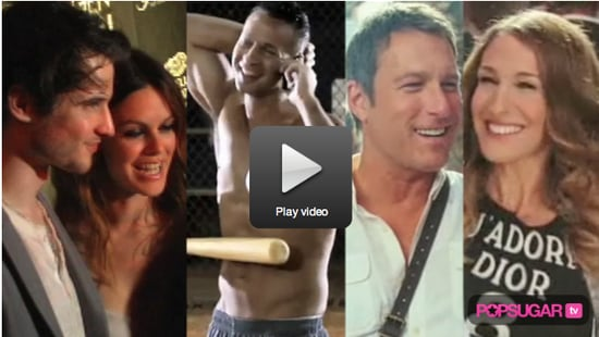 Video of Tom Sturridge, Jersey Shore's The Situation, Sex and the City 2 Clues
