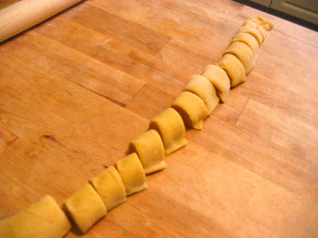 Homemade Pappardelle