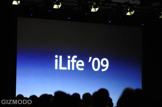 Live From Macworld: The New iLife and iWork