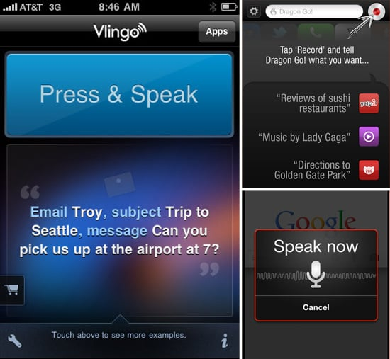 Alternatives to Siri For iPhone 3GS and 4