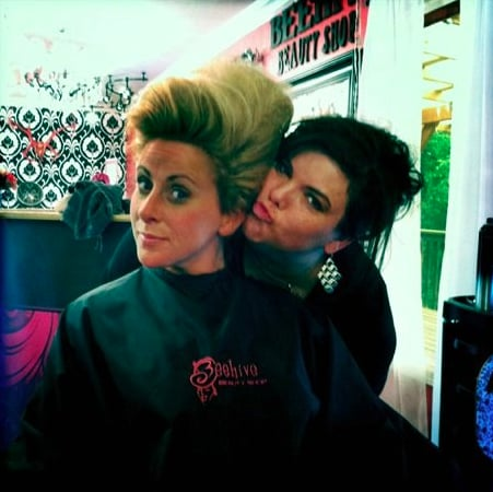 Sarah Palin's Salon Stars on Big Hair Alaska