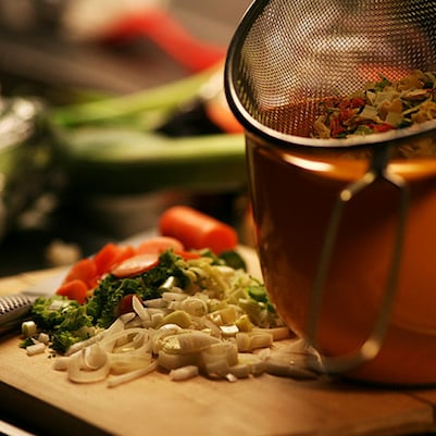 How to Keep Nutrients in Food When Cooking
