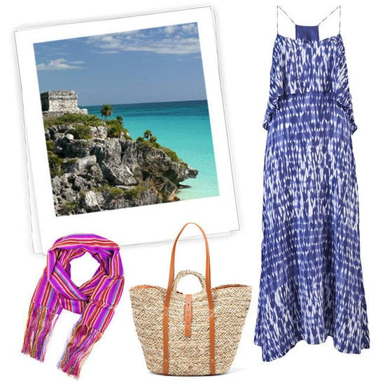 Ready, set, jet! Seventeen must-pack essentials for a stylish Mexico getaway.
