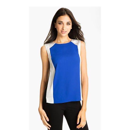 Top, approx $76, Vince Camuto at Nordstrom