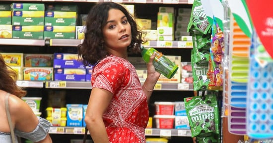 All the World's a Stage, Including This Grocery Store Vanessa Hudgens Went To