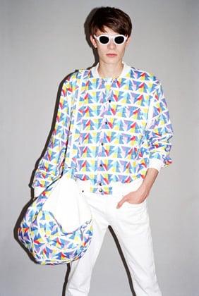 London Fashion Week: David David Spring 2009