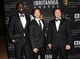 Ato Essandoh, Kyle Schmid, and Kevin Ryan got together for a photo.