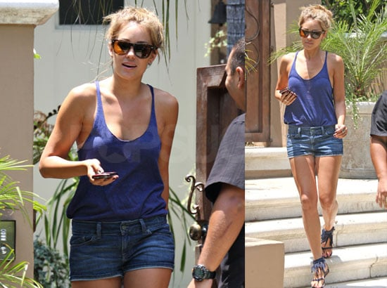 Photos of Lauren Conrad in Beverly Hills