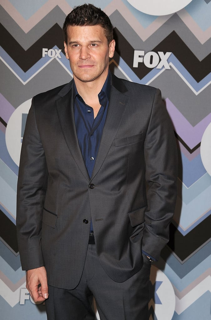 David Boreanaz supported Bones.