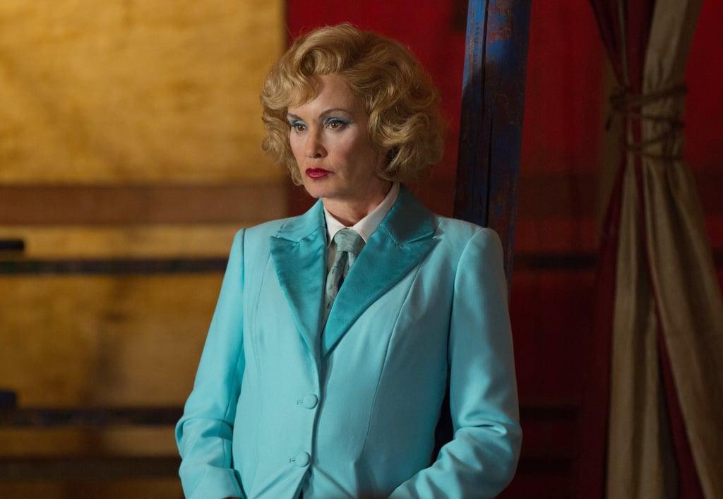 Lange as Elsa Mars in Freak Show